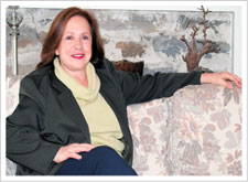 Picture of our Founder Catherine